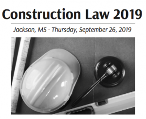Roberts, Carson to share construction law expertise for continuing ed non-profit